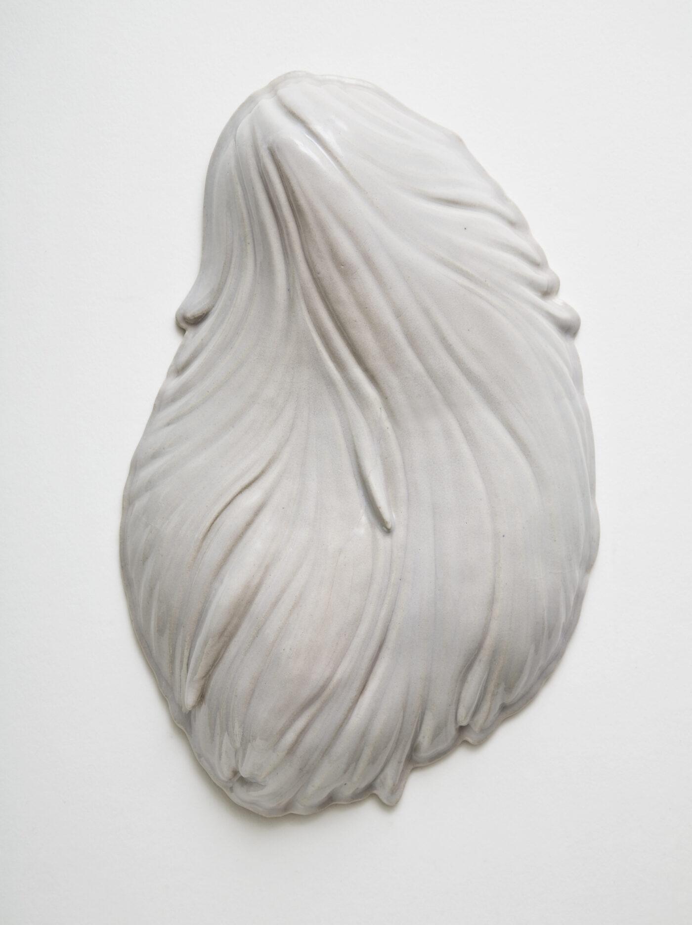 Keramiker Marianne Nielsen - Hår, 2008, foto: Ole Akhøj