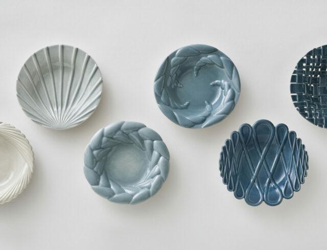 Keramiker Marianne Nielsen - Tallerkener, 2008