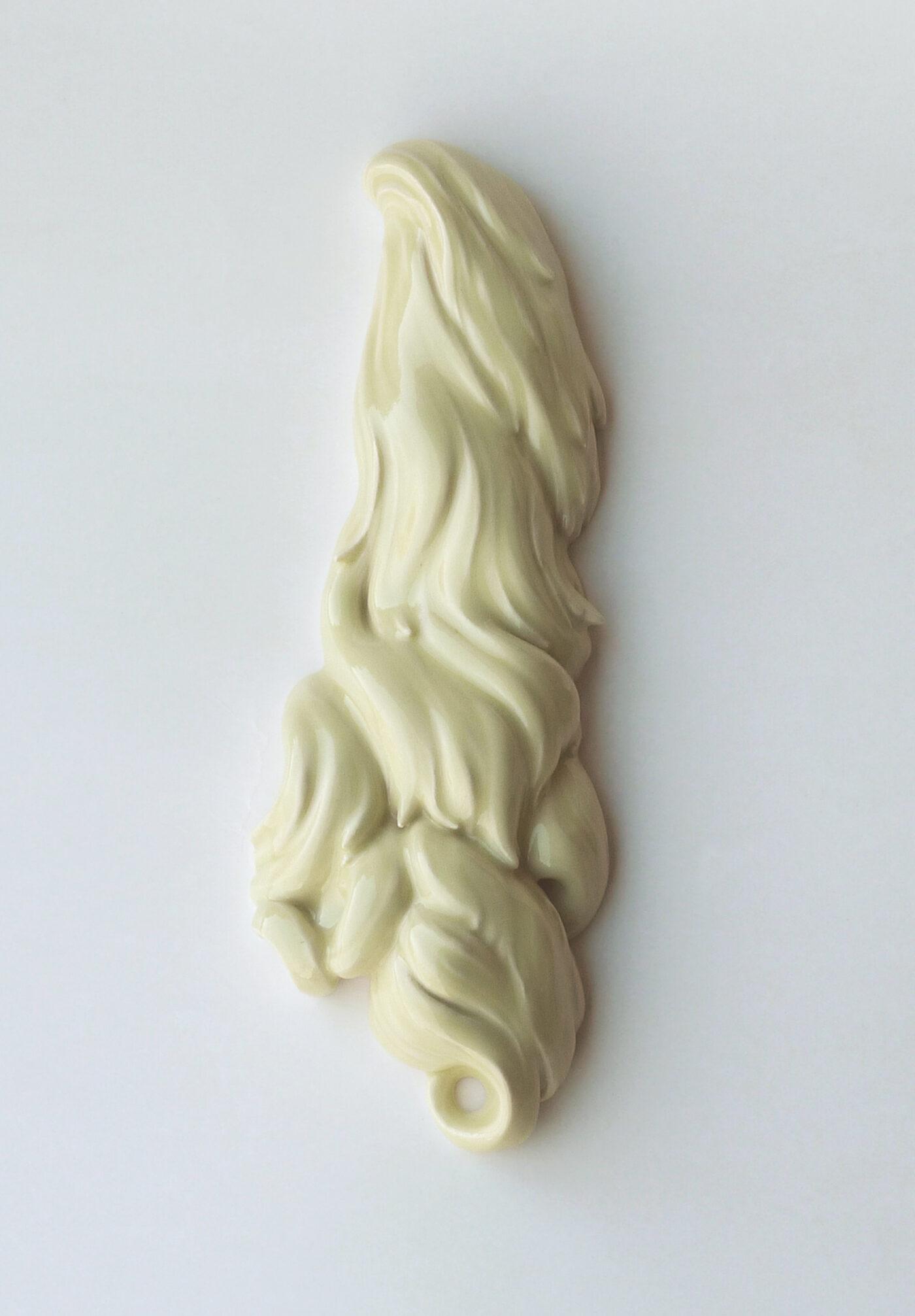 Keramiker Marianne Nielsen - Citrongult, 2009