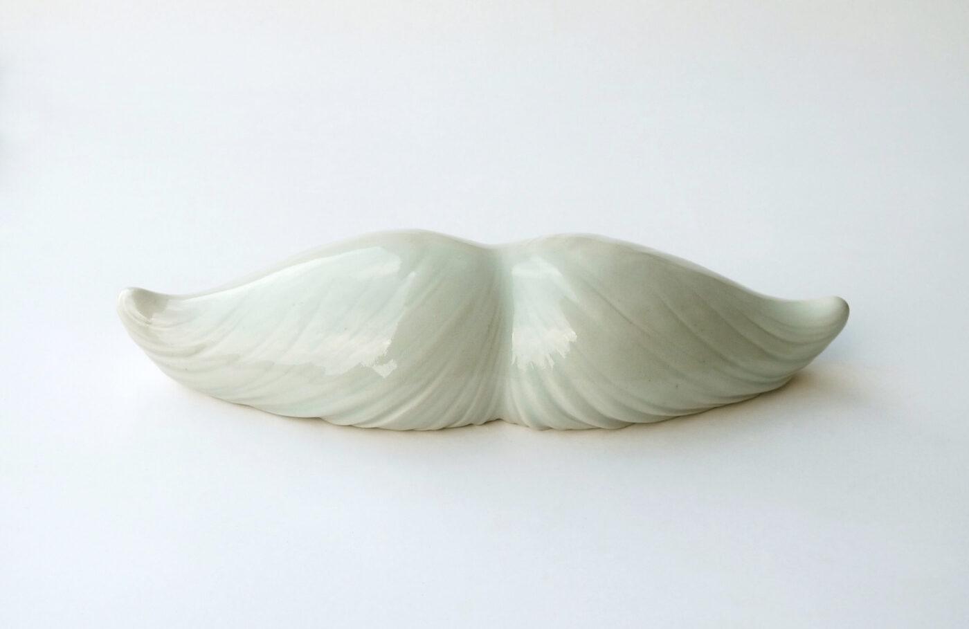 Keramiker Marianne Nielsen - Moustache, 2009