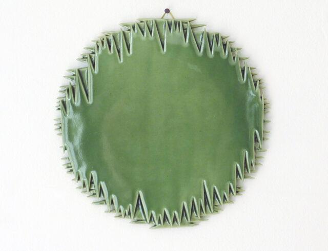 Keramiker Marianne Nielsen - Kontrast, Spidser, 2010