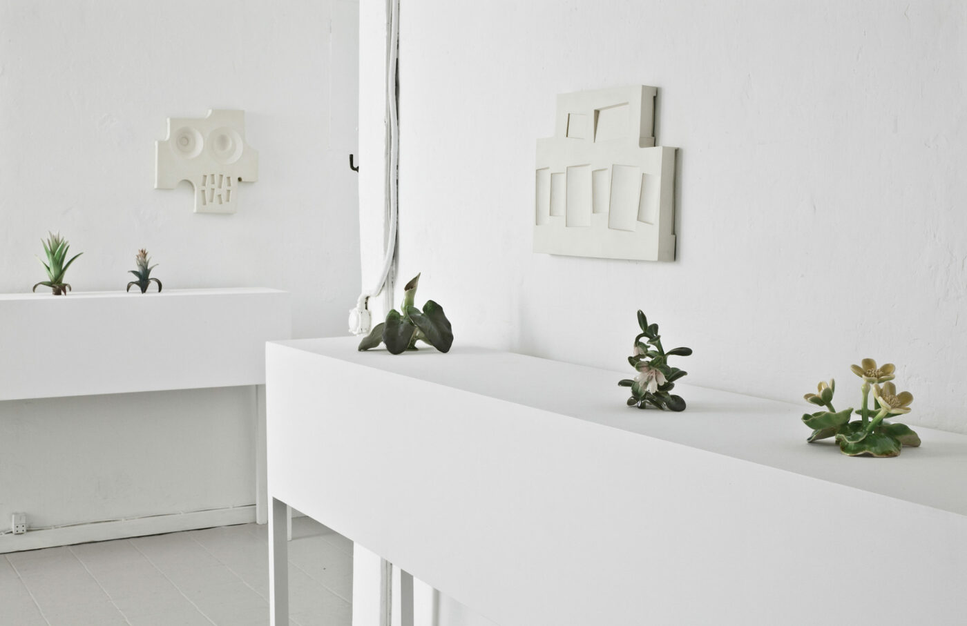 Keramiker Marianne Nielsen - CC, 2012, foto: Ole Akhøj