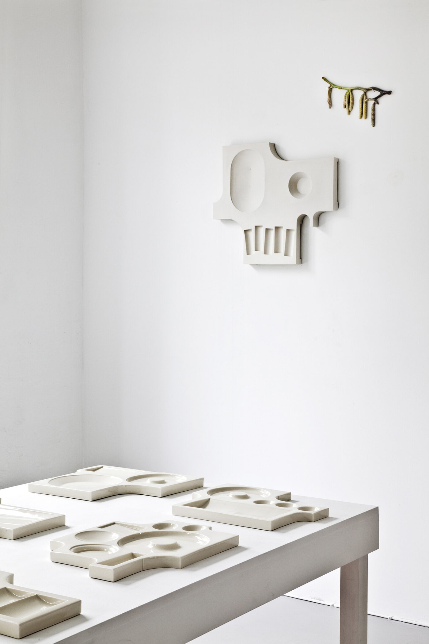 Keramiker Marianne Nielsen - CC Rum 3, 2012, foto: Ole Akhøj