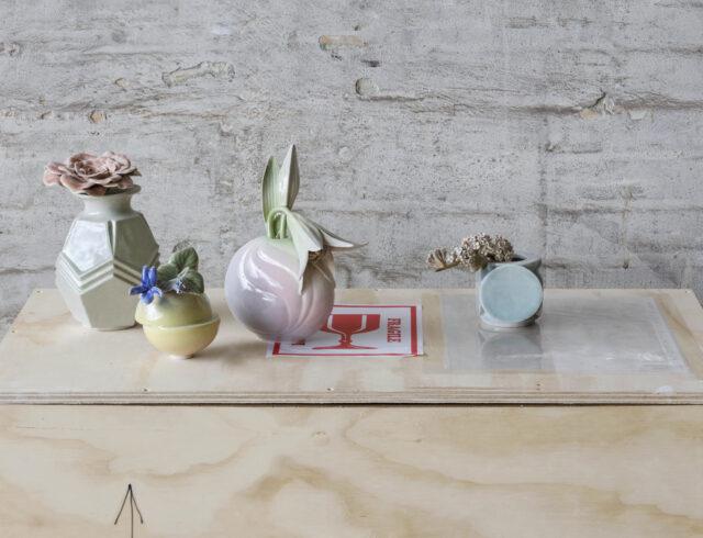 Keramiker Marianne Nielsen, Biennalen DK, 2017