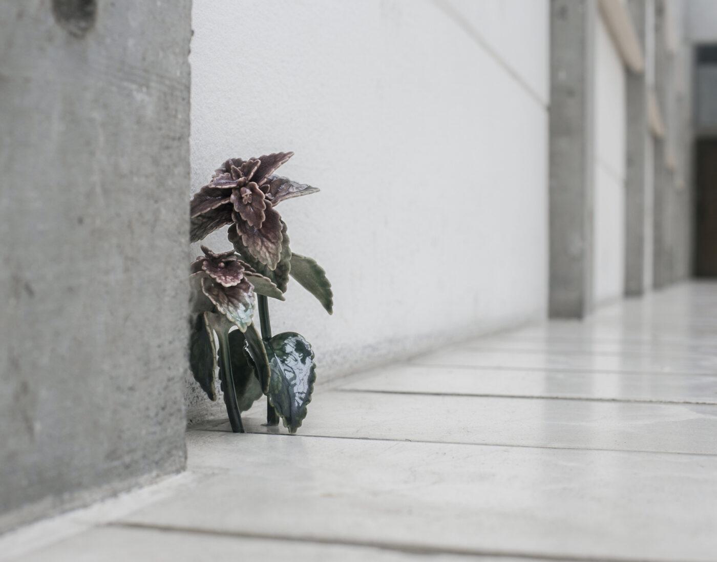 Keramiker Marianne Nielsen - Tilstedet, 2017, foto: BM