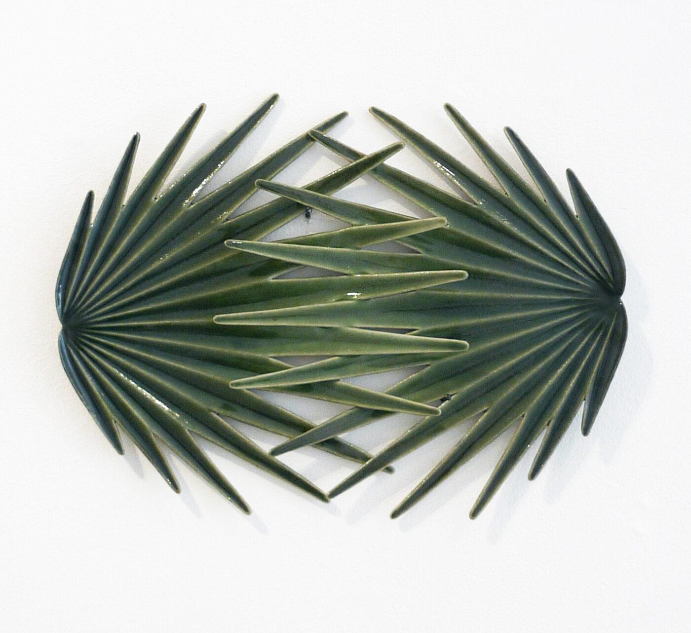 Keramiker Marianne Nielsen - Palmeblade, 2018
