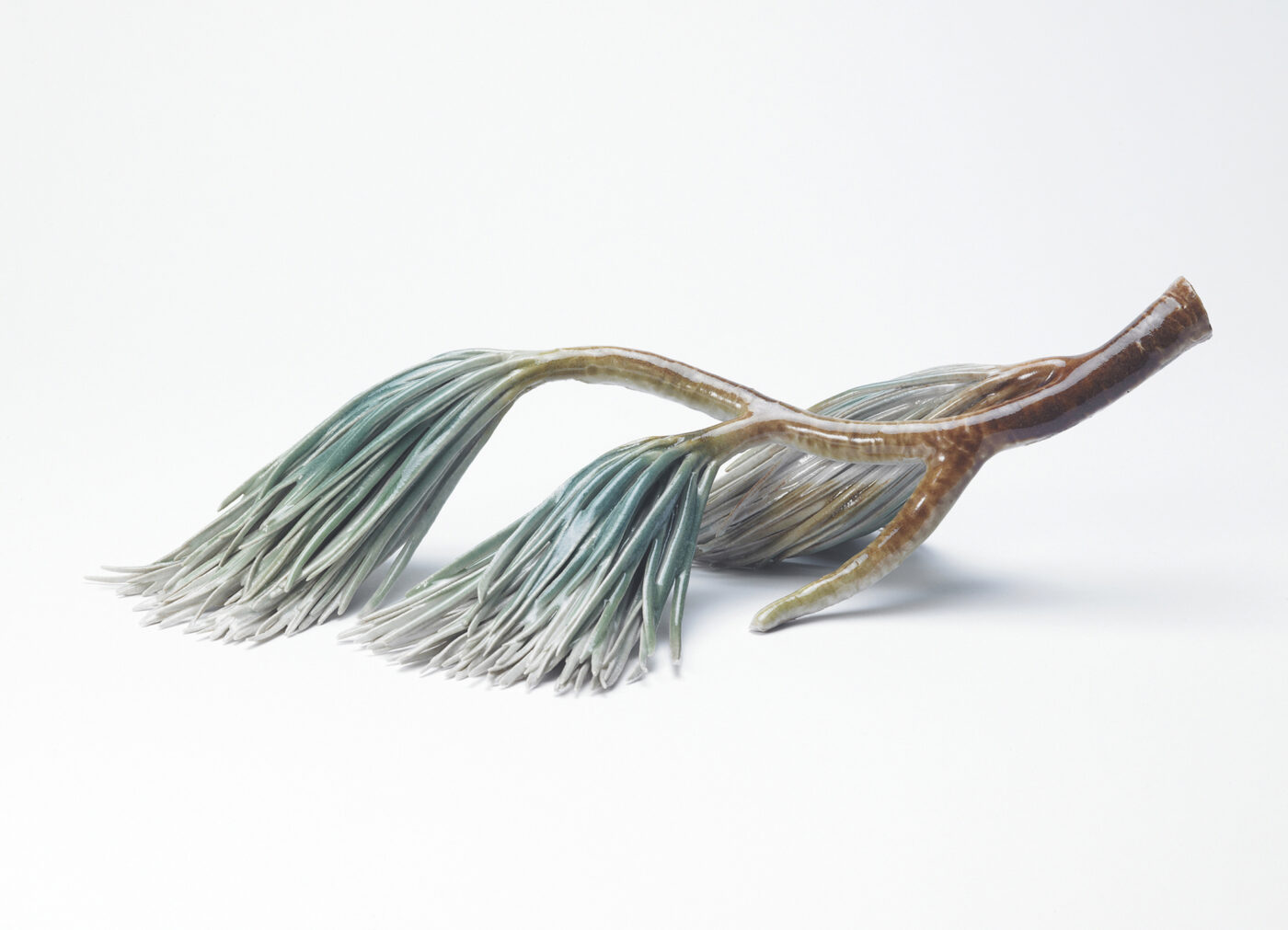 Keramiker Marianne Nielsen - Fyrregren, 2019, foto: Mads Hagedorn-Olsen