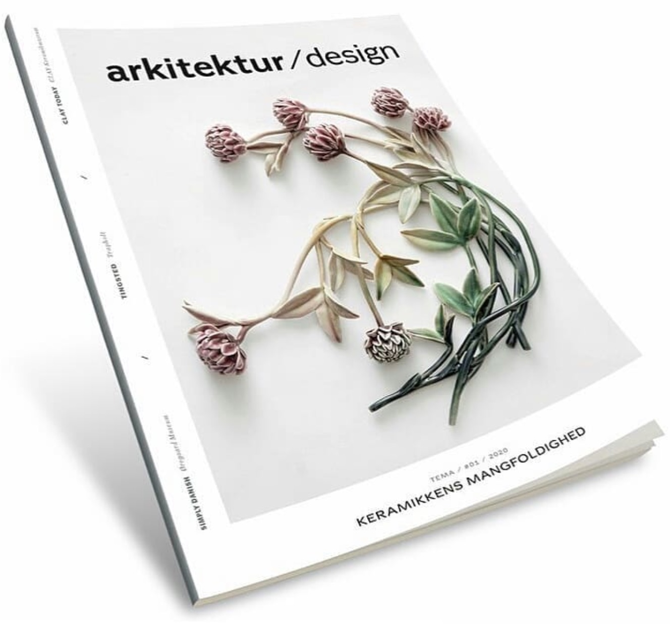 arkitektur / design #1 2020 - KERAMIKKENS MANGFOLDIGHED